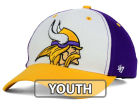 Minnesota Vikings '47 NFL Youth Lil Show '47 MVP Cap Adjustable Hats