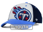 Tennessee Titans '47 NFL Youth Lil Show '47 MVP Cap Adjustable Hats