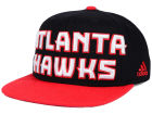 Atlanta Hawks adidas NBA 2015-2016 Courtside Cap Adjustable Hats