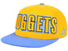Denver Nuggets adidas NBA 2015-2016 Courtside Cap Adjustable Hats