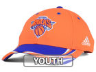 New York Knicks adidas NBA Youth Above the Rim Adjustable Cap Stretch Fitted Hats