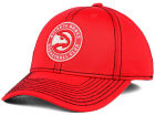 Atlanta Hawks adidas NBA Reflective Flex Cap Stretch Fitted Hats