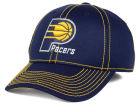 Indiana Pacers adidas NBA Reflective Flex Cap Stretch Fitted Hats