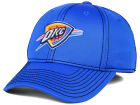 Oklahoma City Thunder adidas NBA Reflective Flex Cap Stretch Fitted Hats