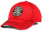Toronto Raptors adidas NBA Reflective Flex Cap Stretch Fitted Hats