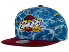 Cleveland Cavaliers Mitchell and Ness NBA Color Surf Camo Snapback Cap Adjustable Hats