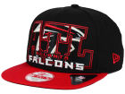 Atlanta Falcons New Era NFL Big City 9FIFTY Snapback Cap Adjustable Hats