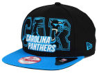 Carolina Panthers New Era NFL Big City 9FIFTY Snapback Cap Adjustable Hats