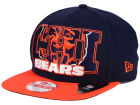 Chicago Bears New Era NFL Big City 9FIFTY Snapback Cap Adjustable Hats