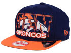 Denver Broncos New Era NFL Big City 9FIFTY Snapback Cap Adjustable Hats