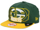 Green Bay Packers New Era NFL Big City 9FIFTY Snapback Cap Adjustable Hats