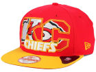 Kansas City Chiefs New Era NFL Big City 9FIFTY Snapback Cap Adjustable Hats
