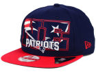 New England Patriots New Era NFL Big City 9FIFTY Snapback Cap Adjustable Hats