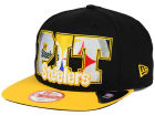 Pittsburgh Steelers New Era NFL Big City 9FIFTY Snapback Cap Adjustable Hats