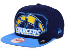 San Diego Chargers New Era NFL Big City 9FIFTY Snapback Cap Adjustable Hats