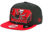 Tampa Bay Buccaneers New Era NFL Big City 9FIFTY Snapback Cap Adjustable Hats
