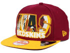Washington Redskins New Era NFL Big City 9FIFTY Snapback Cap Adjustable Hats