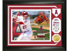 Los Angeles Angels of Anaheim Mike Trout Highland Mint Single Coin Player Photo Mint Bronze Collectibles