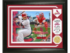St. Louis Cardinals Yadier Molina Highland Mint Single Coin Player Photo Mint Bronze Collectibles