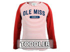 Mississippi Rebels NCAA Toddler Girls Joelle Long Sleeve T-Shirt Infant Apparel