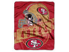 San Francisco 49ers The Northwest Company Raschel 50x60 Throw Bed & Bath