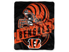 Cincinnati Bengals The Northwest Company Raschel 50x60 Throw Bed & Bath