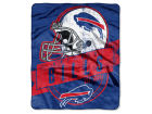 Buffalo Bills The Northwest Company Raschel 50x60 Throw Bed & Bath