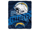 San Diego Chargers The Northwest Company Raschel 50x60 Throw Bed & Bath