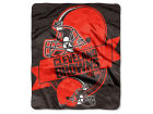Cleveland Browns The Northwest Company Raschel 50x60 Throw Bed & Bath