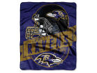 Baltimore Ravens The Northwest Company Raschel 50x60 Throw Bed & Bath