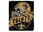 New Orleans Saints The Northwest Company Raschel 50x60 Throw Bed & Bath