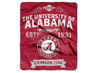 Alabama Crimson Tide The Northwest Company Raschel 50x60 Rebel Throw Bed & Bath