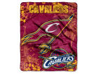 Cleveland Cavaliers The Northwest Company Raschel 50x60 Shadow Throw Bed & Bath