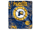 Indiana Pacers The Northwest Company Raschel 50x60 Shadow Throw Bed & Bath