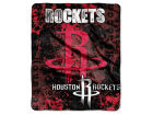 Houston Rockets The Northwest Company Raschel 50x60 Shadow Throw Bed & Bath
