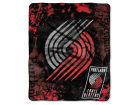 Portland Trail Blazers The Northwest Company Raschel 50x60 Shadow Throw Bed & Bath