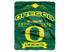 Oregon Ducks The Northwest Company Raschel 50x60 Rebel Throw Bed & Bath