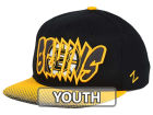 Boston Bruins Zephyr NHL Youth Graffiti Adjustable Hat Hats