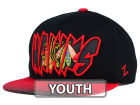 Chicago Blackhawks Zephyr NHL Youth Graffiti Adjustable Hat Hats