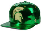 Michigan State Spartans Zephyr NCAA Gridiron Snapback Hat Adjustable Hats