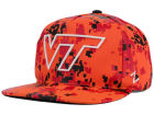 Virginia Tech Hokies Zephyr NCAA Gridiron Snapback Hat Adjustable Hats