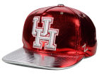 Houston Cougars Zephyr NCAA Gridiron Snapback Hat Adjustable Hats