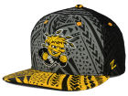 Wichita State Shockers Zephyr NCAA Kahuku Snapback Hat Adjustable Hats