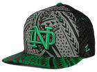 Notre Dame Fighting Irish Zephyr NCAA Kahuku Snapback Hat Adjustable Hats