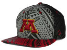 Minnesota Golden Gophers Zephyr NCAA Kahuku Snapback Hat Adjustable Hats