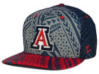 Arizona Wildcats Zephyr NCAA Kahuku Snapback Hat Adjustable Hats