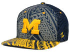 Michigan Wolverines Zephyr NCAA Kahuku Snapback Hat Adjustable Hats