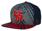 Houston Cougars Zephyr NCAA Kahuku Snapback Hat Adjustable Hats