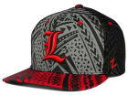 Louisville Cardinals Zephyr NCAA Kahuku Snapback Hat Adjustable Hats