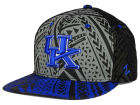 Kentucky Wildcats Zephyr NCAA Kahuku Snapback Hat Adjustable Hats